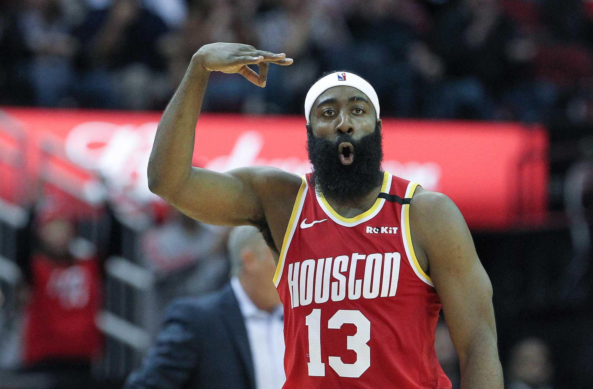 James Harden: Greatest Lefty of All Time?