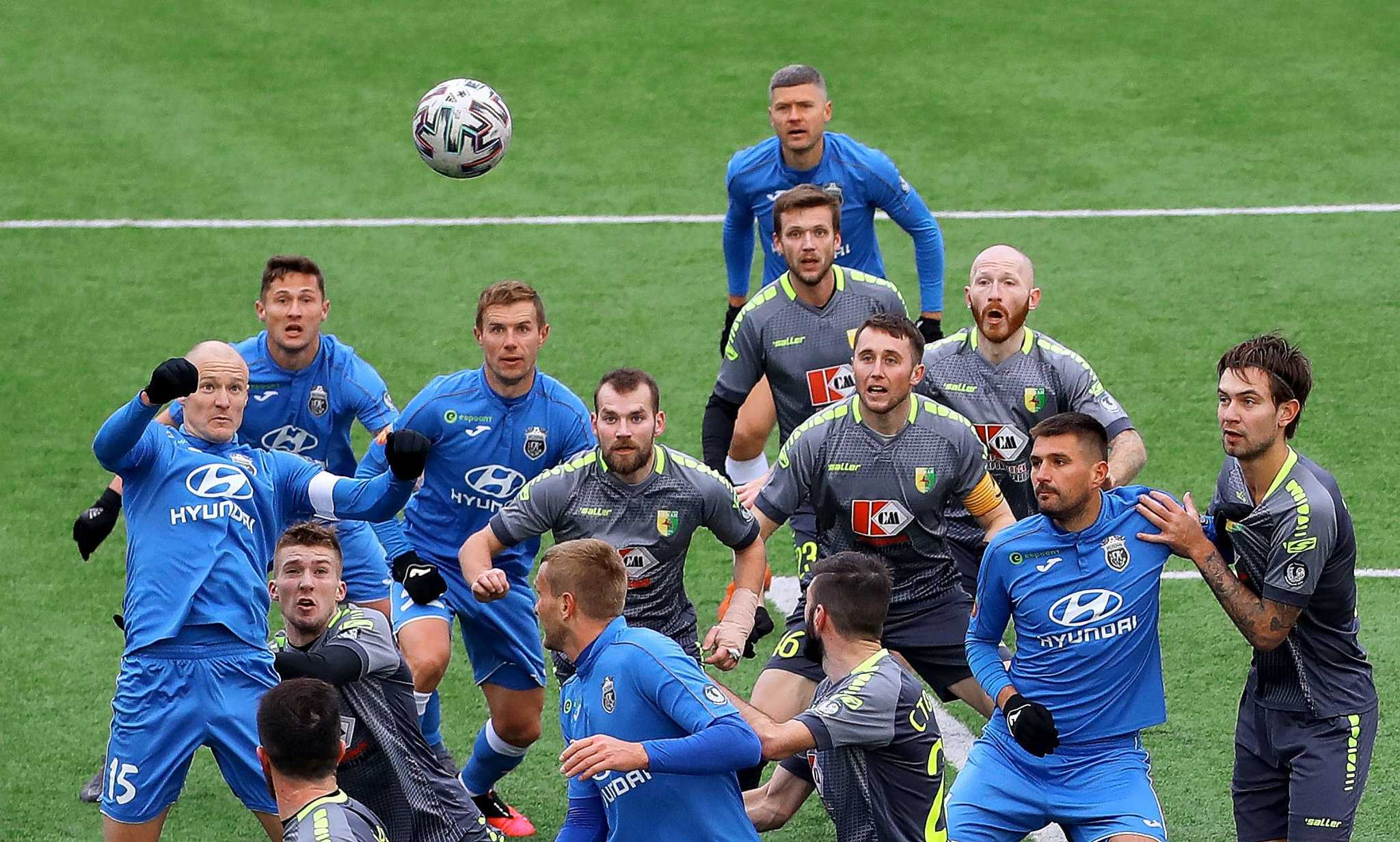 Belarus: League Suspended Amid Protests
