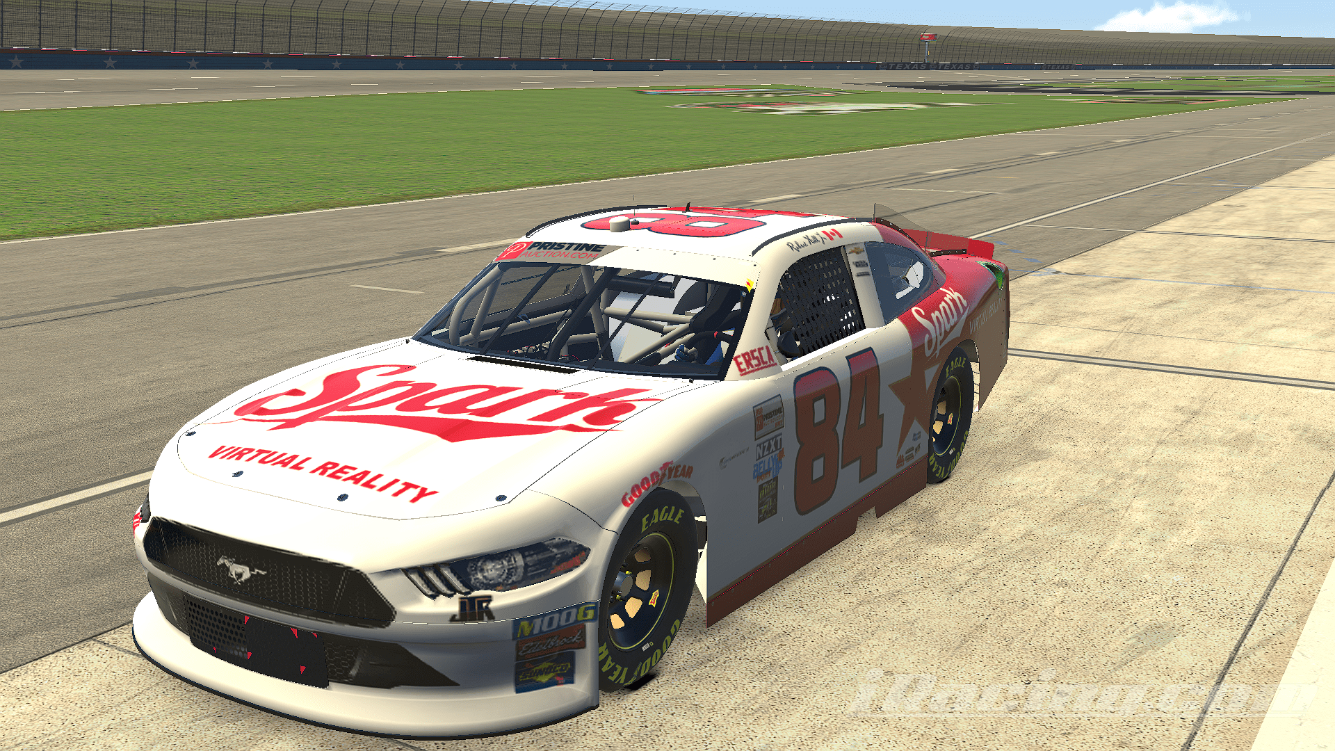 ERSCA, Texas Motor Speedway, and… Trey?