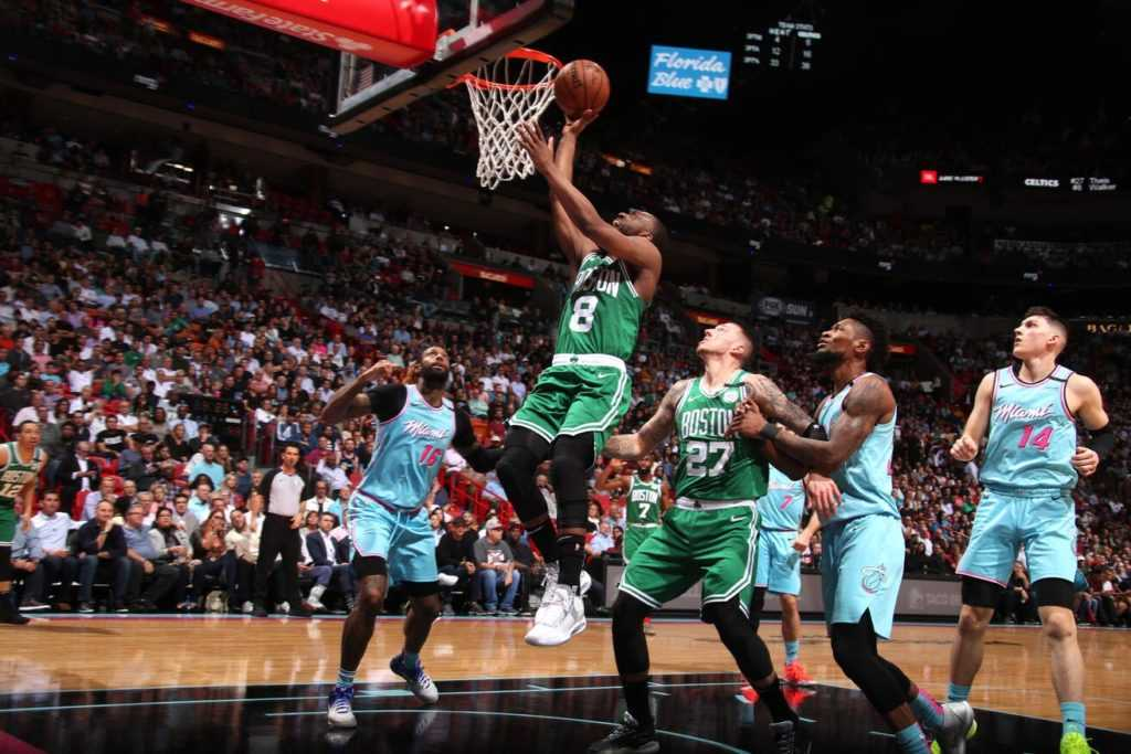 The Celtics will start the Eastern Conference Finals against the Miami Heat on Tuesday.