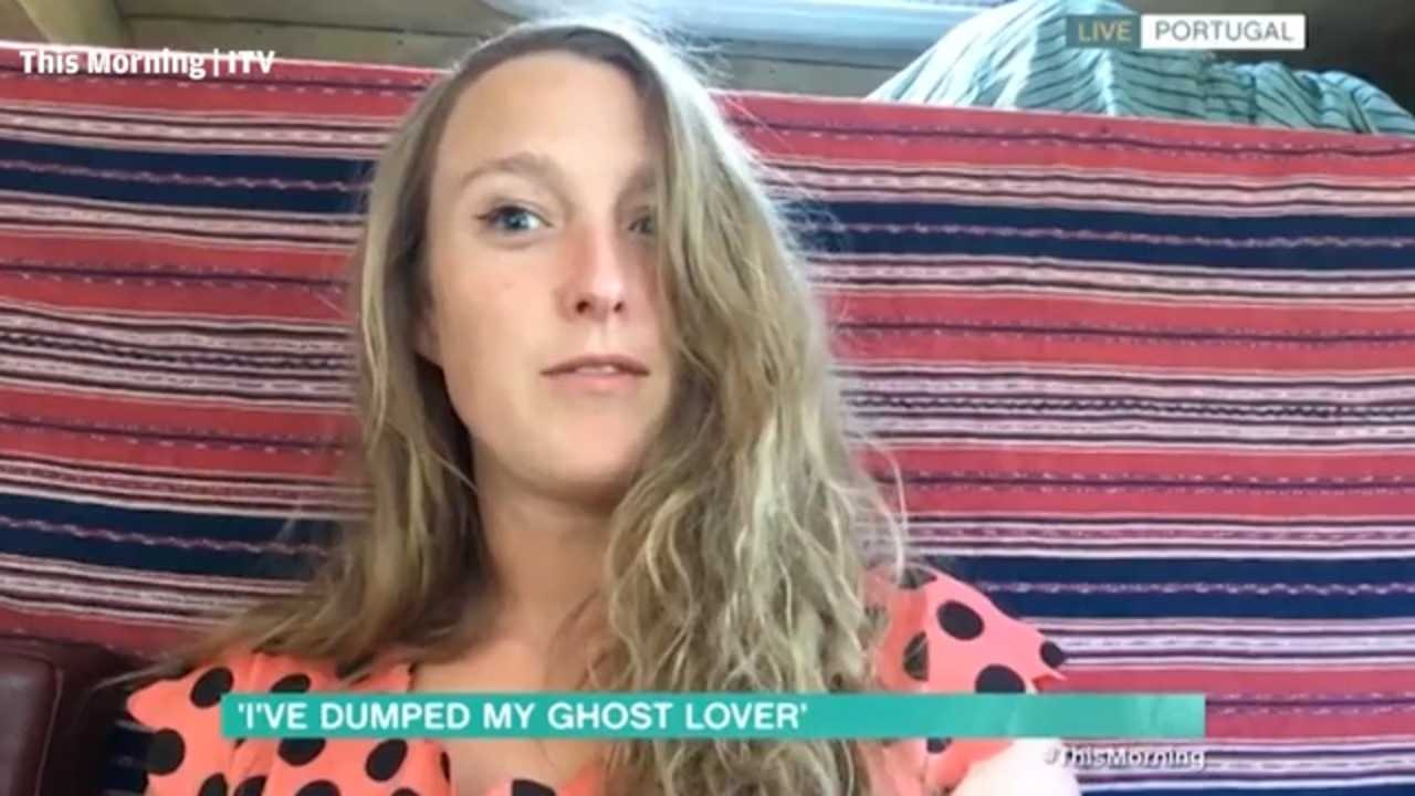 Amethyst dumped her ghost fiancé