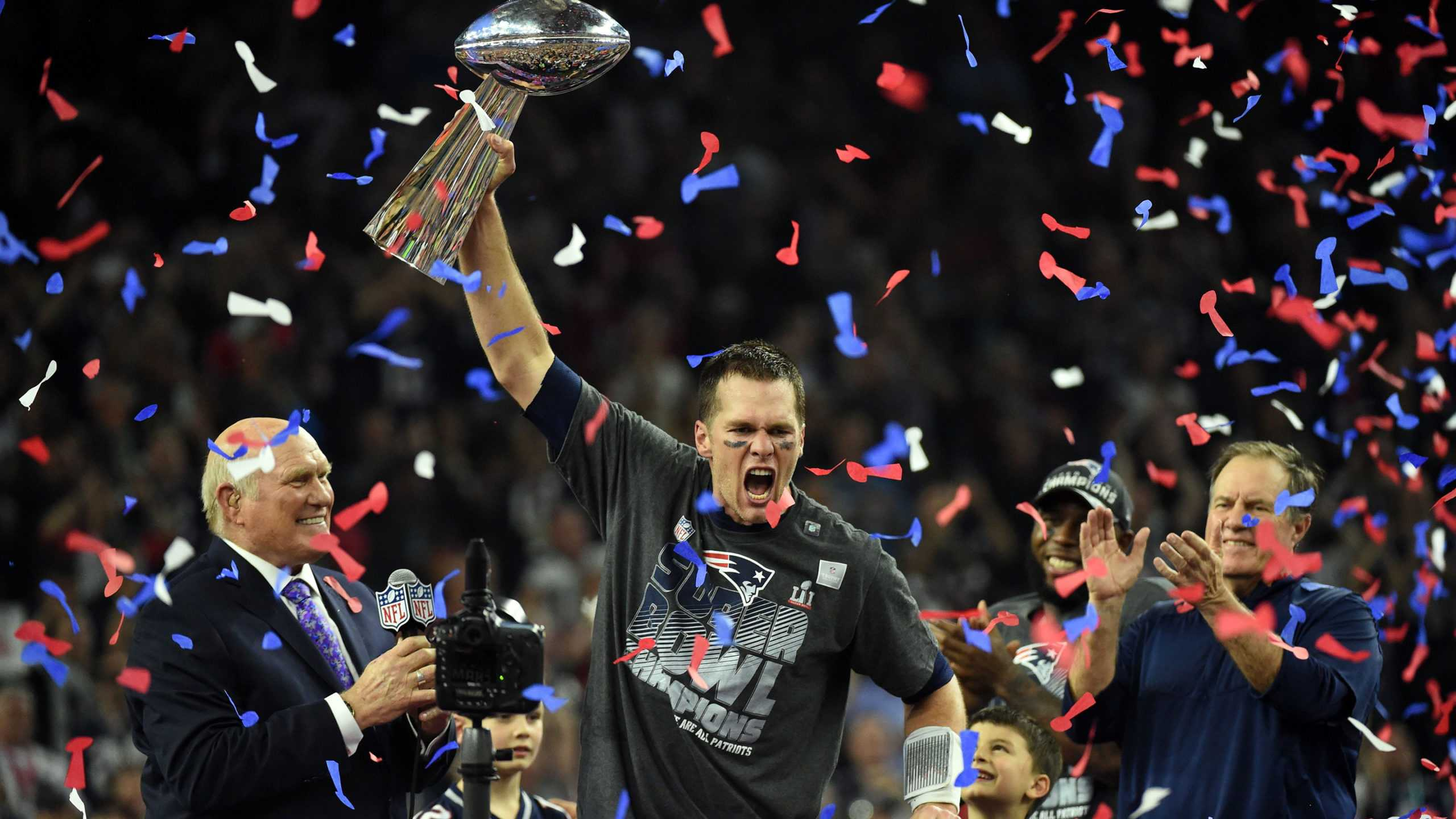 Tom Brady couldn't save New England and we wouldn't see this