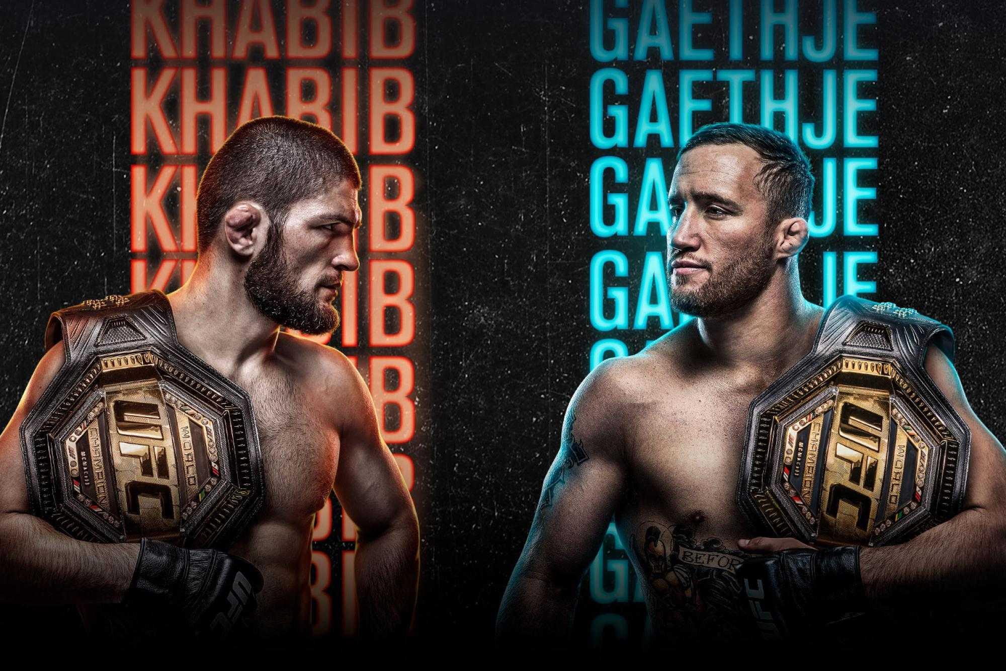 UFC 254 Preview: Khabib vs Gaethje