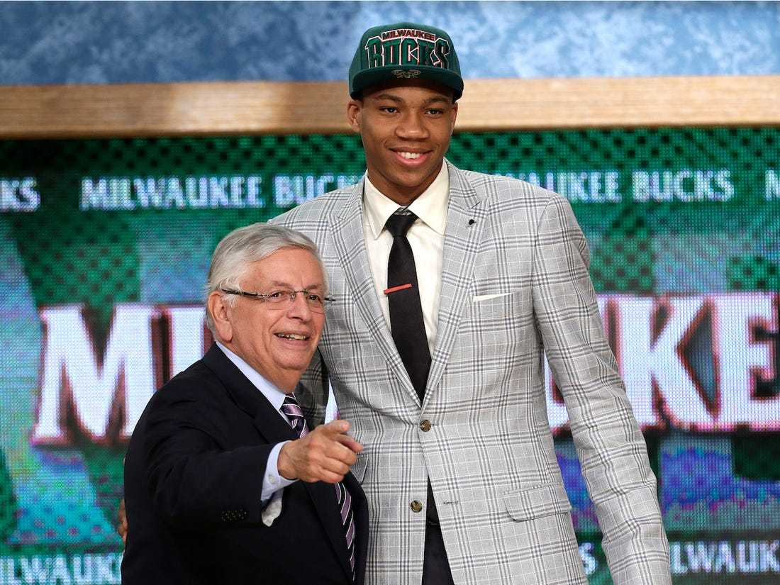 NBA Draft: A Top Pick Doesn't Mean Top Talent