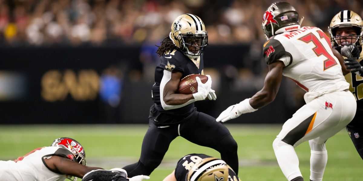 Alvin Kamara is Obviously Offensive Player of the Year… For Now