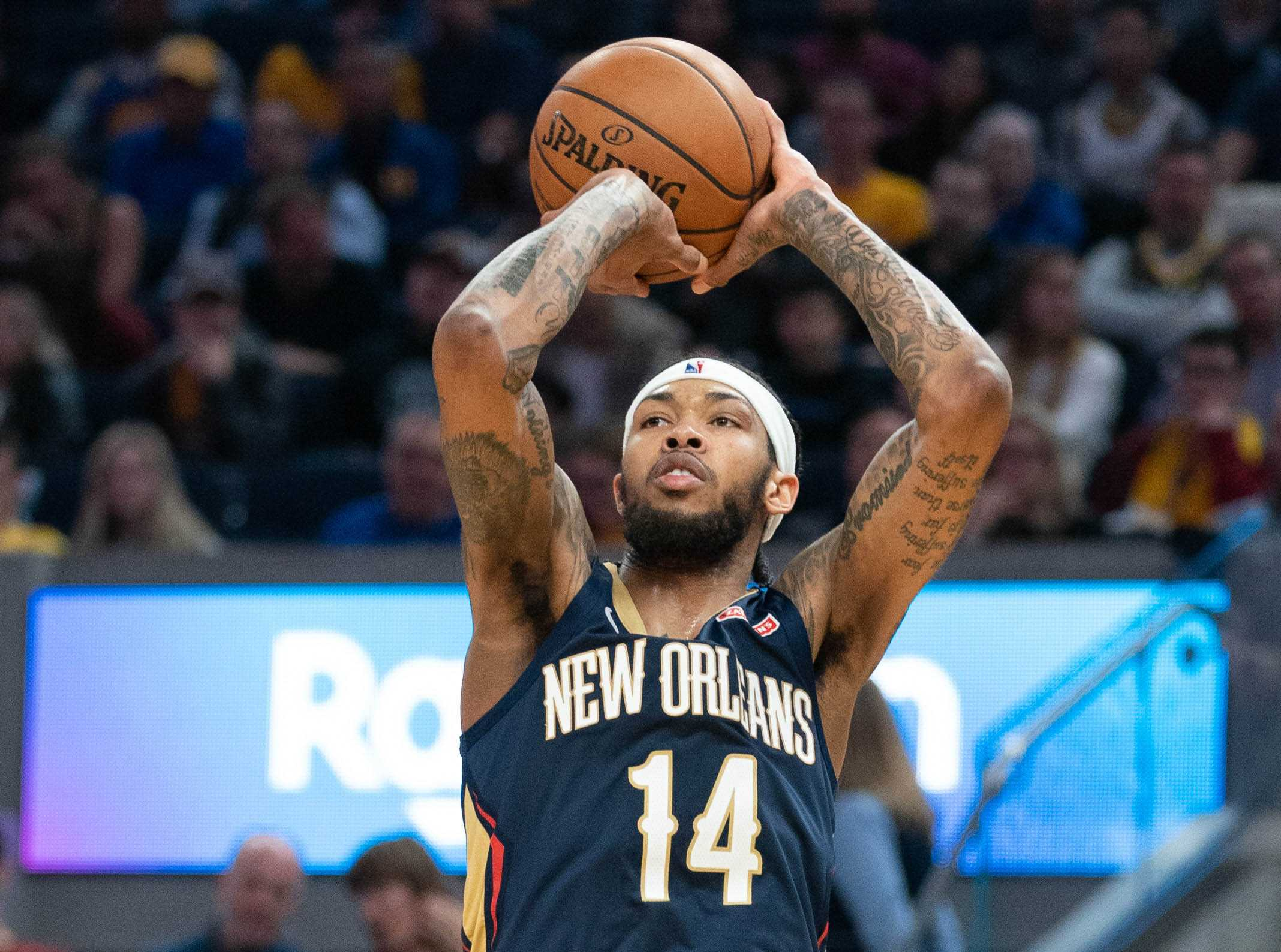 New Orleans and Brandon Ingram agree to 5 years, 158 million dollar deal