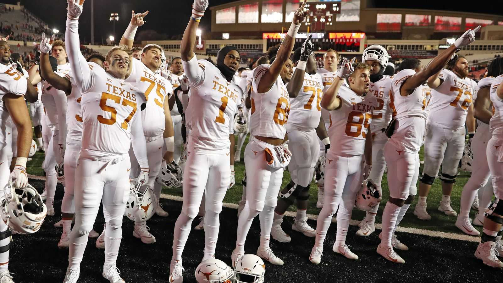 The Texas Longhorns and Tom Herman are in Trouble