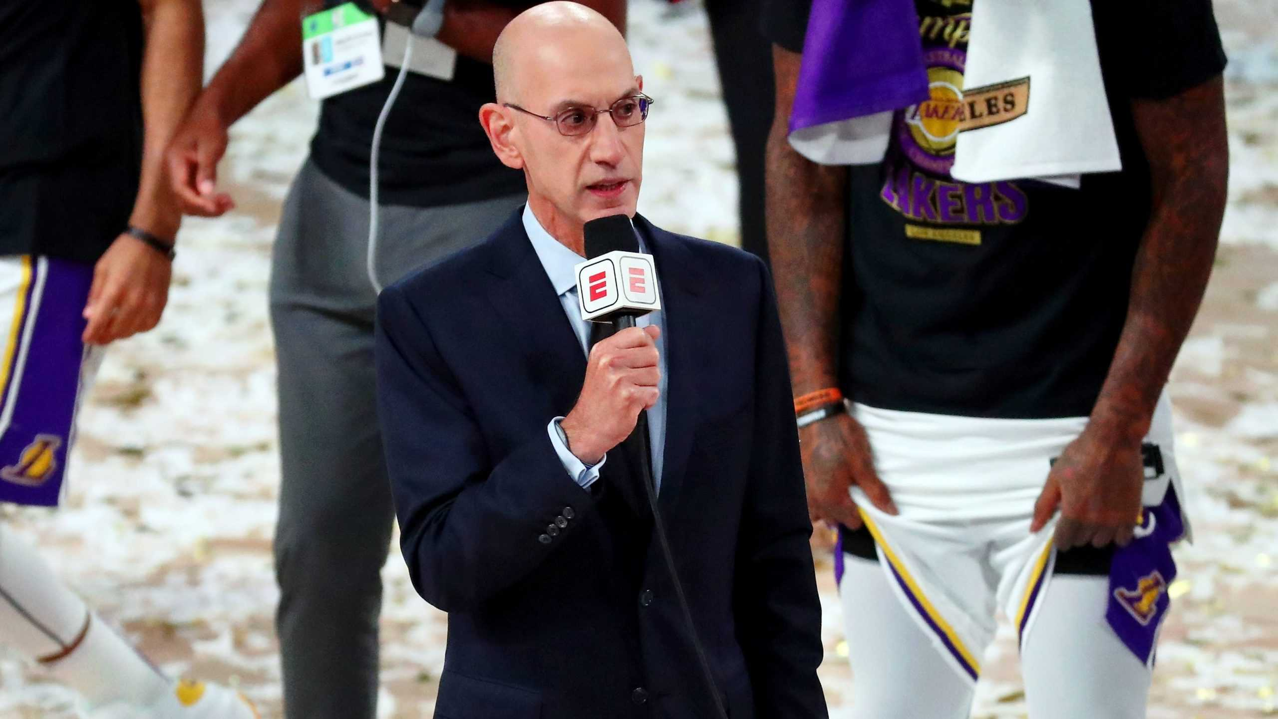 NBA Adding Games Will Lead to More Than More Hours of Hoops