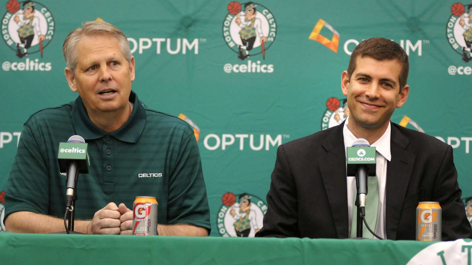 The Celtics are Trying to Trade up in Draft