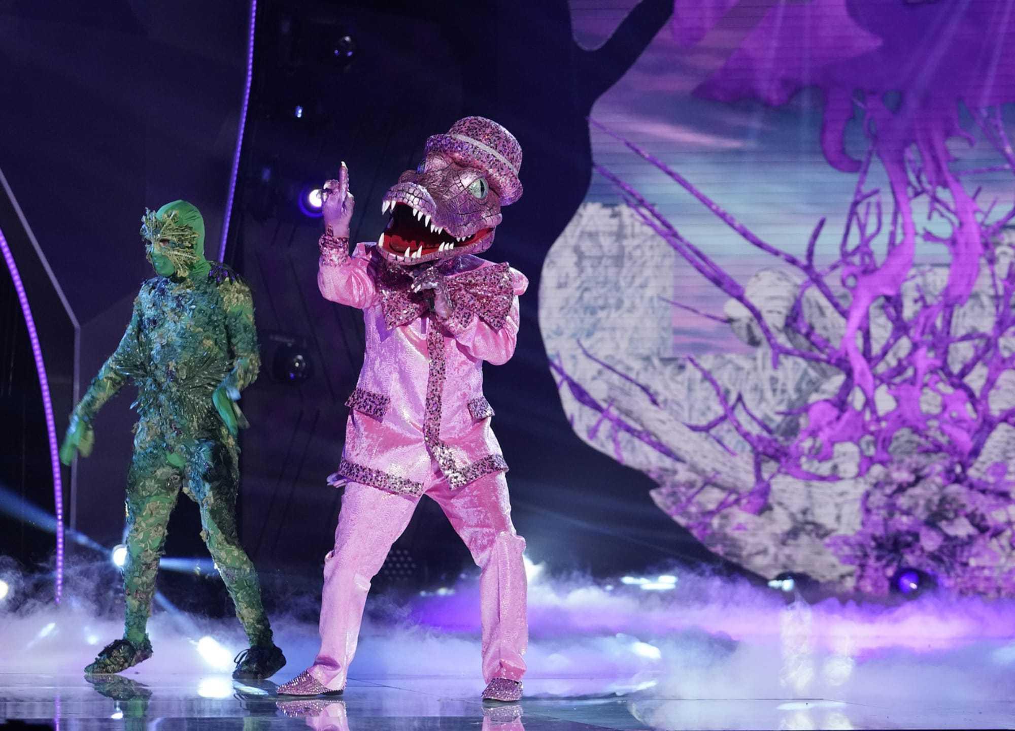 The Masked Singer Super Six Semi-Finals Recap