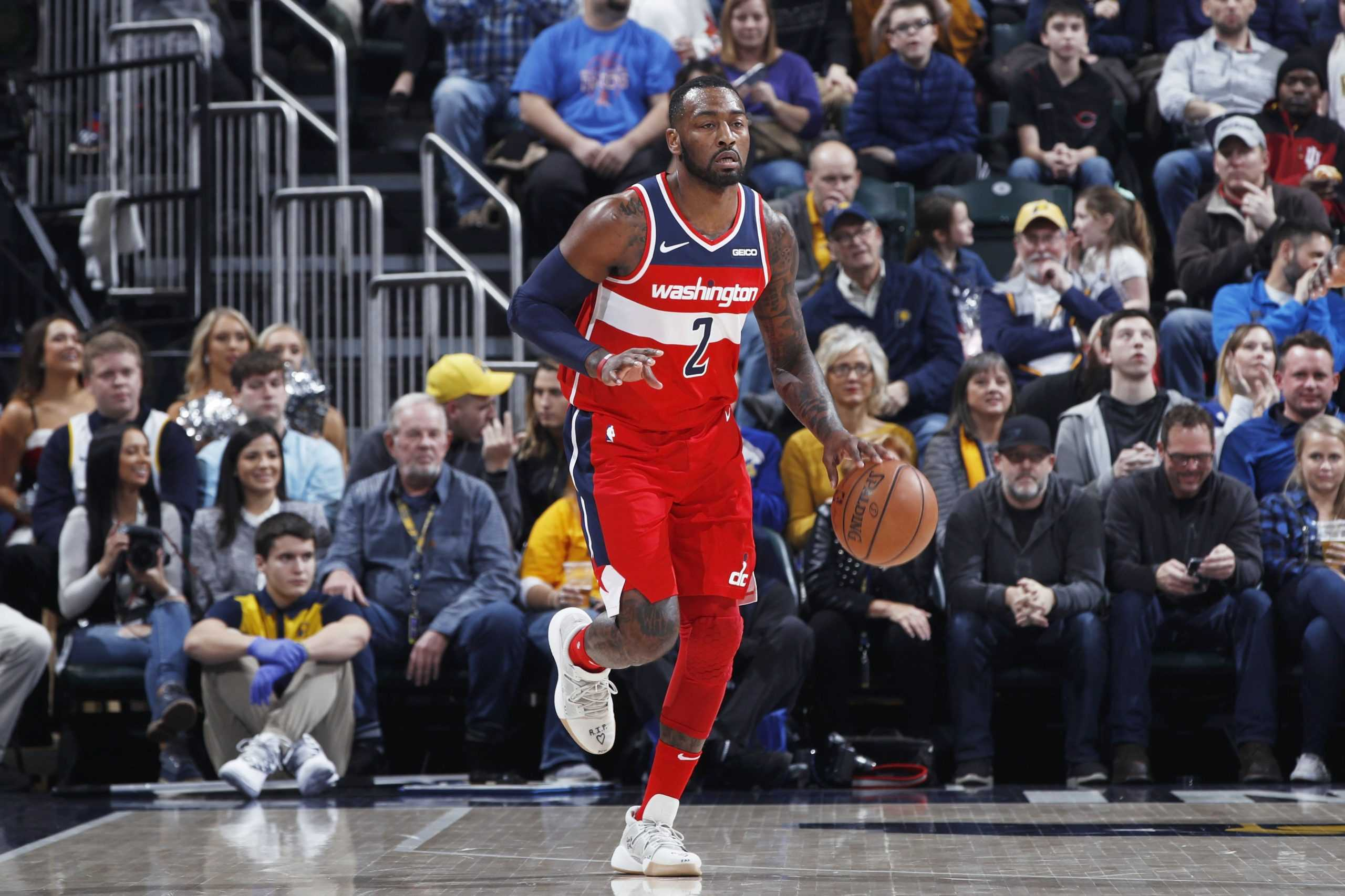 Wizards Face Challenges Fulfilling a John Wall Trade Demand