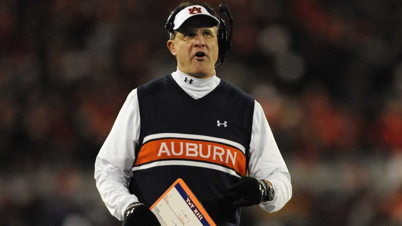 College Football Monday Madness: The Gus Bus Is  Gone.