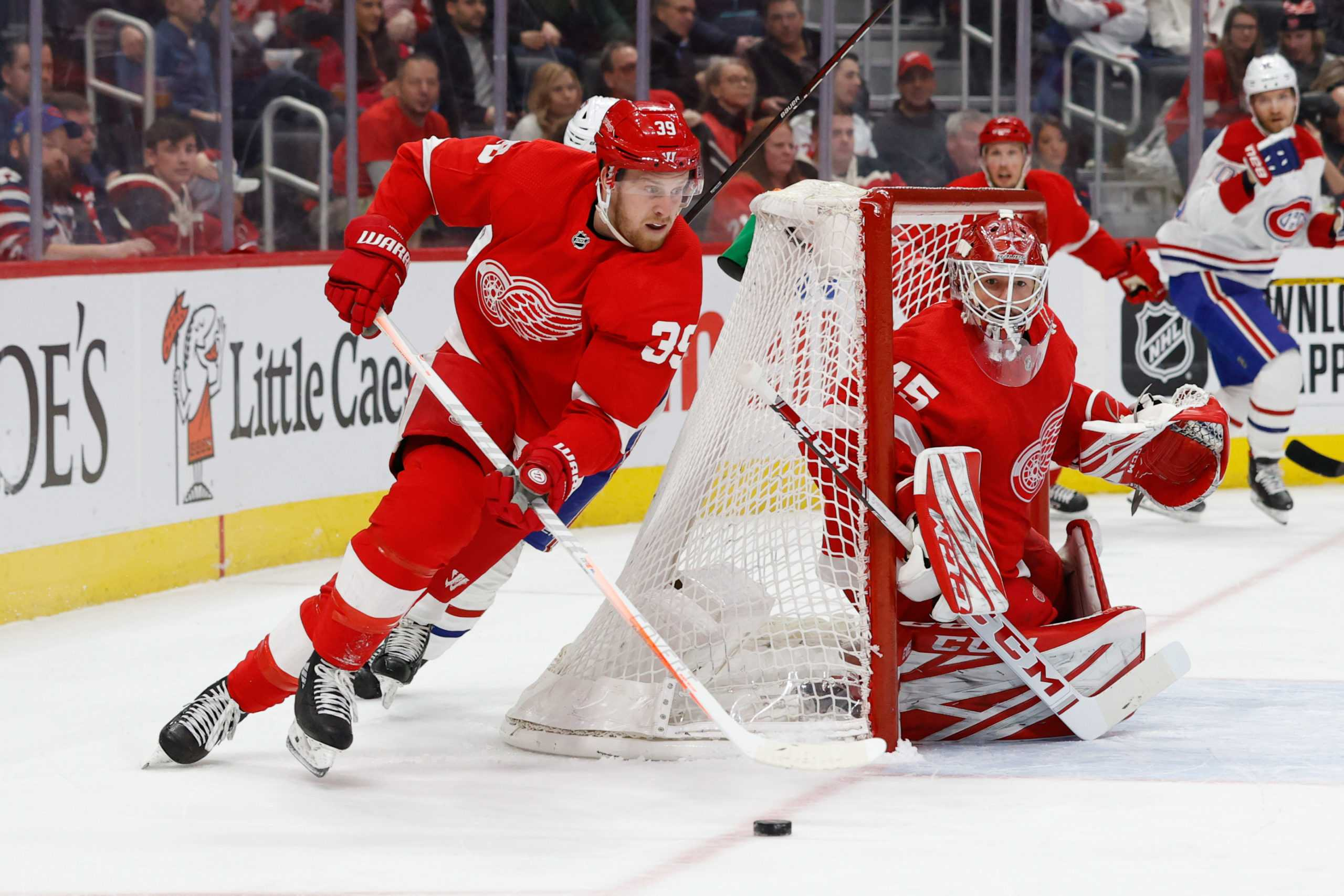 NHL Central Division Preview: Detroit Red Wings