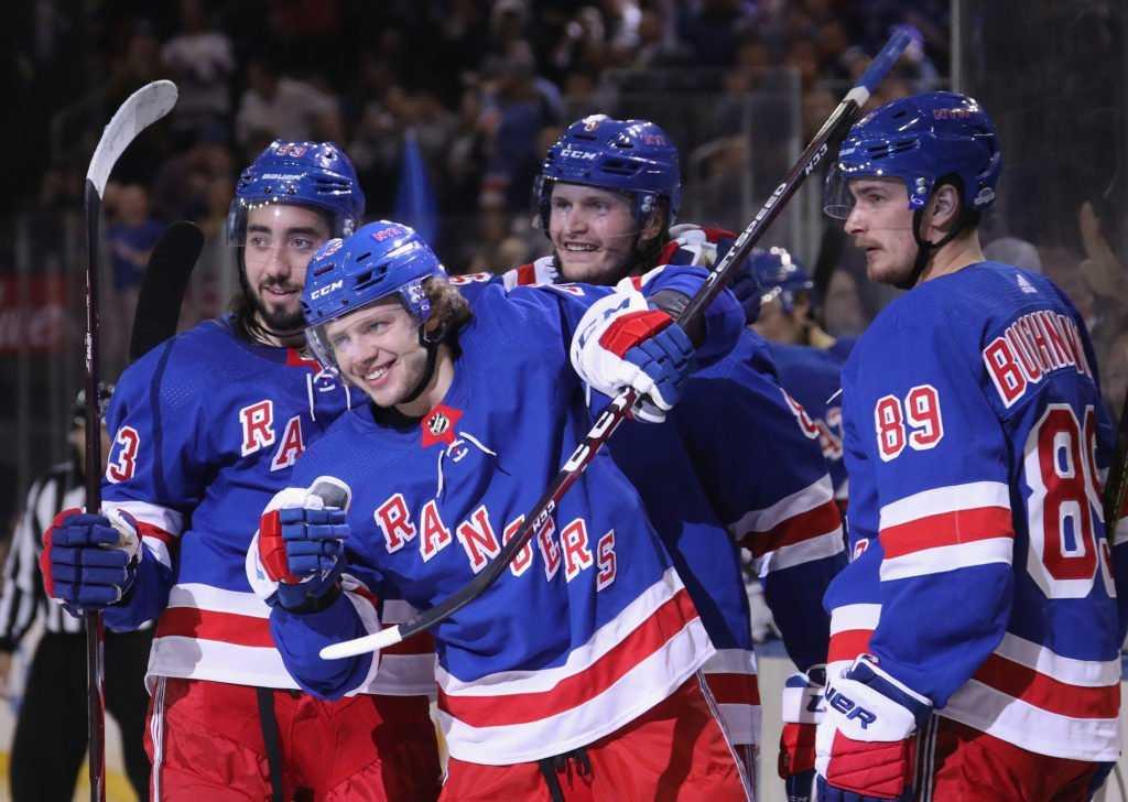 New York Rangers 2020-21 Offseason Recap