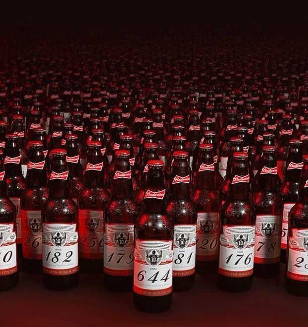 Dear Goalies, Free Beer From Messi and Budweiser!