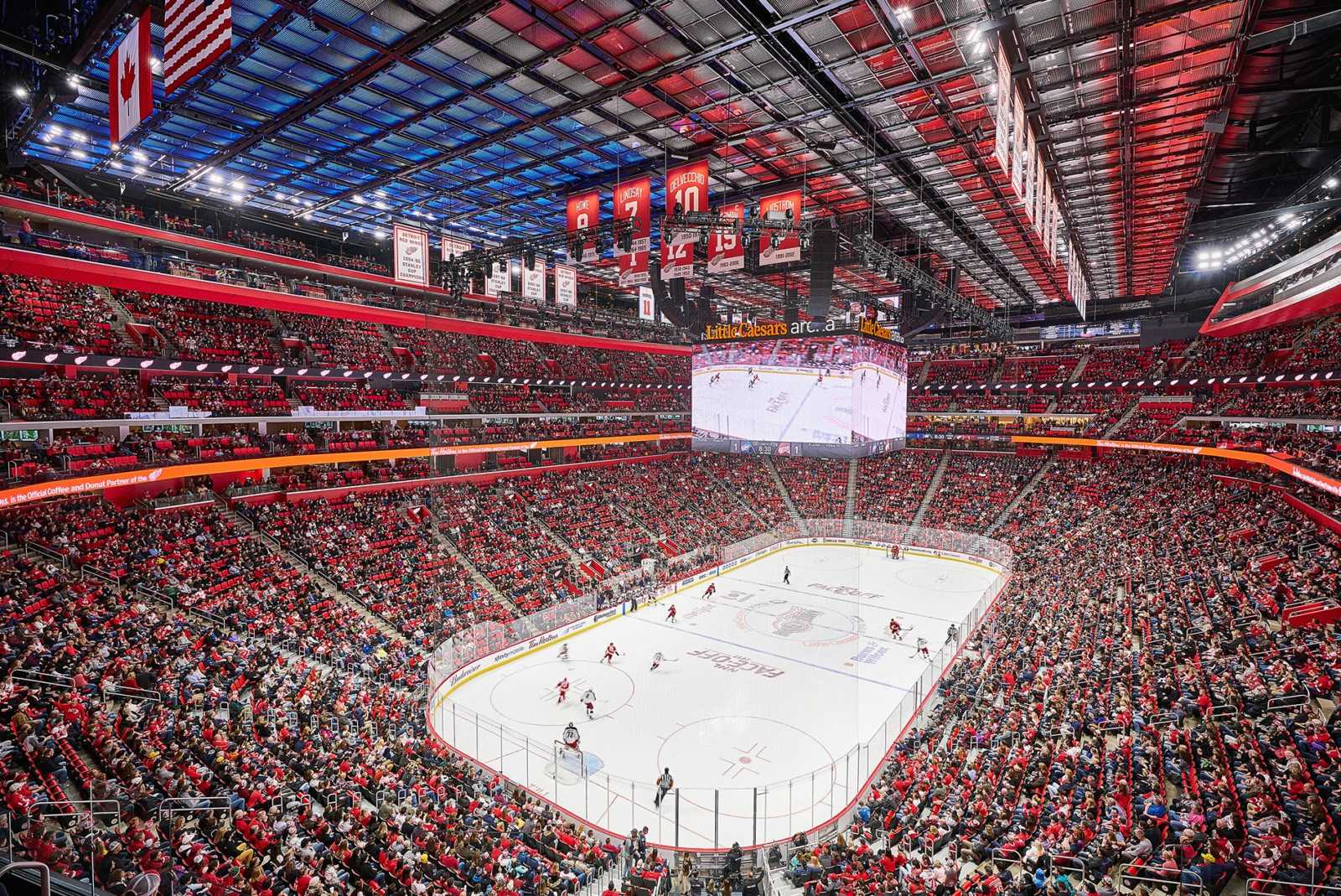 A Look at the 2021 Detroit Red Wings Schedule