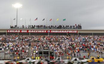 Lucas Oil Raceway announced for SRX series in 2021