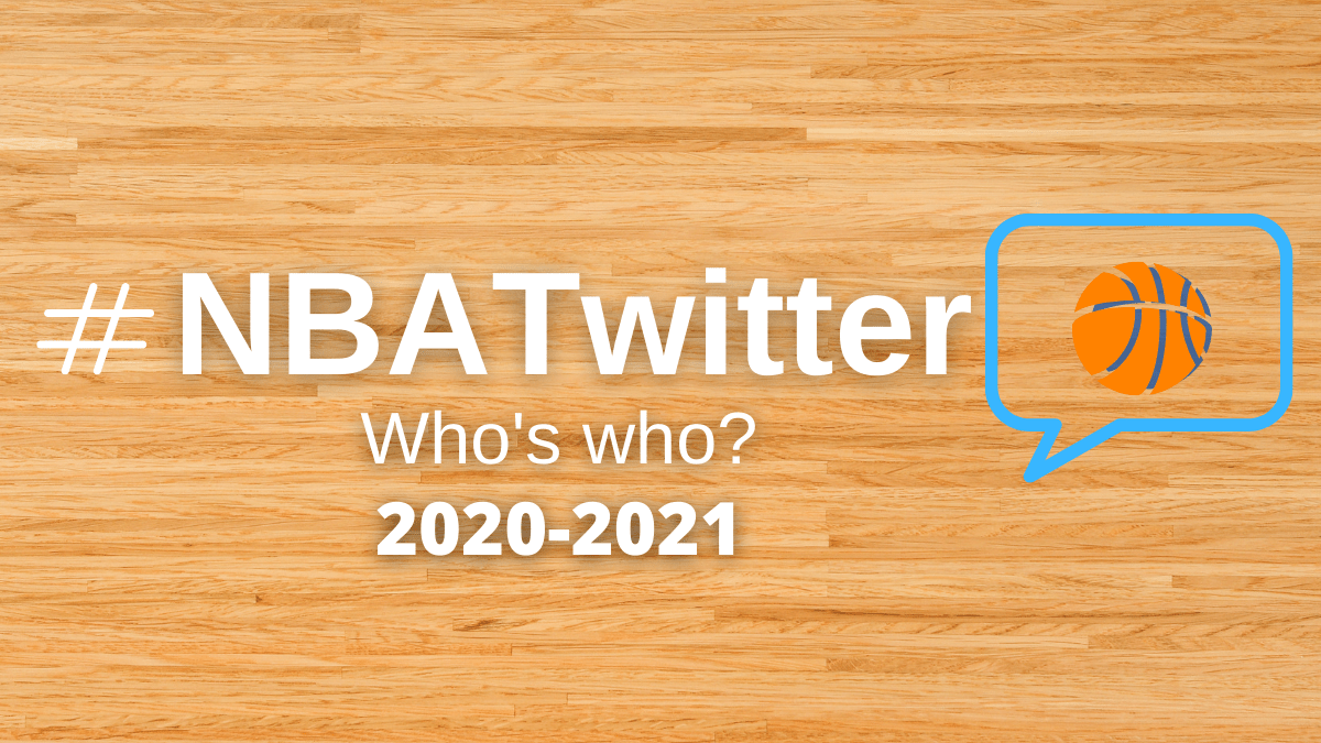 Official NBA Twitter Hashtags for 2020-21