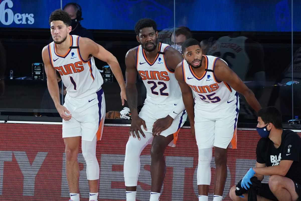Phoenix Suns Potential Playoff Competition