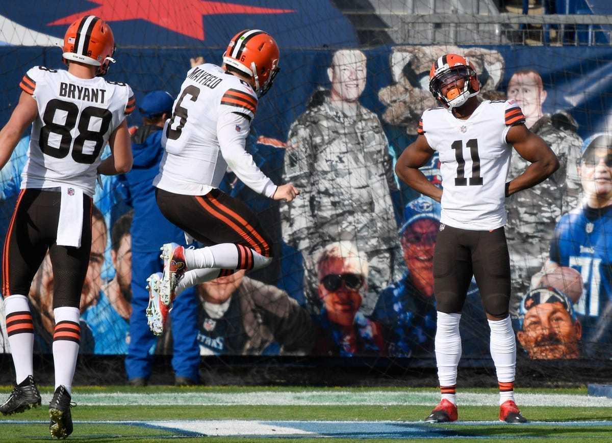 No Big Ben? Cleveland Browns to the 2020 Playoffs!