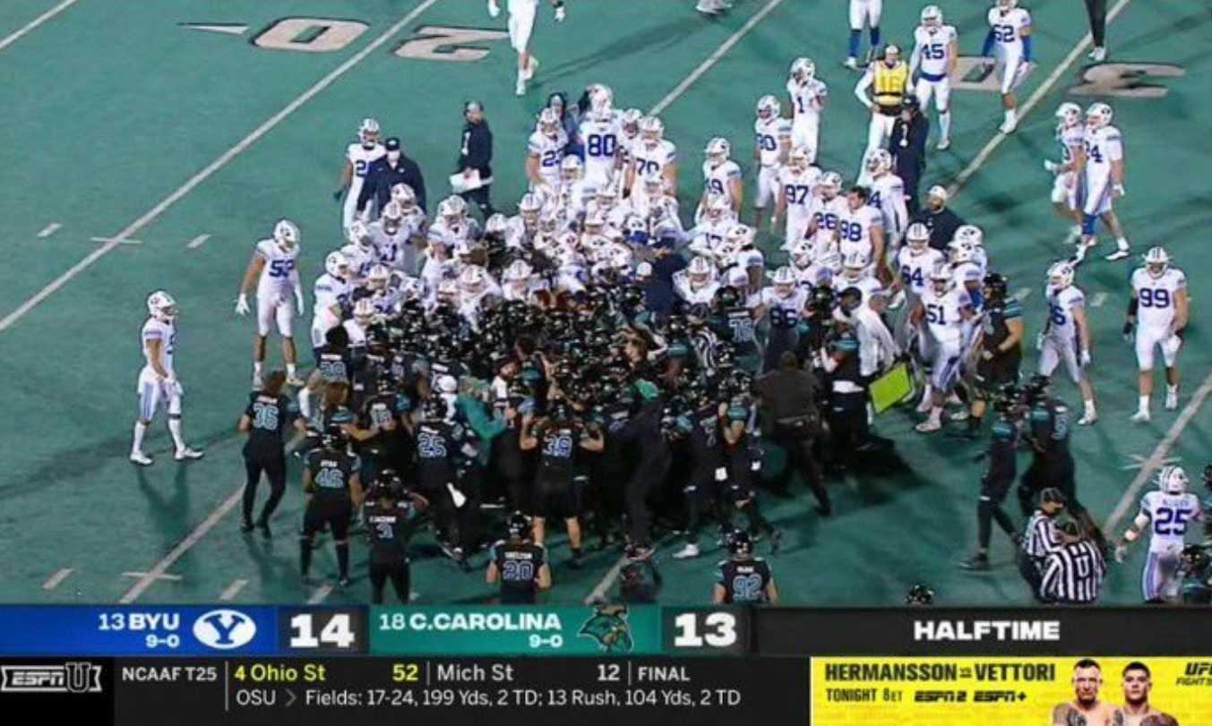 Three Reasons Why BYU/Coastal Carolina Deserves a Rematch