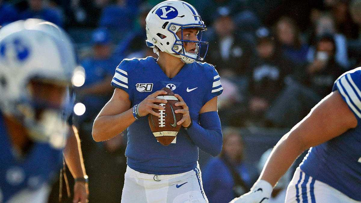 Zach Wilson looks to finish off his season with a bowl win in the 2020 Bowl season.