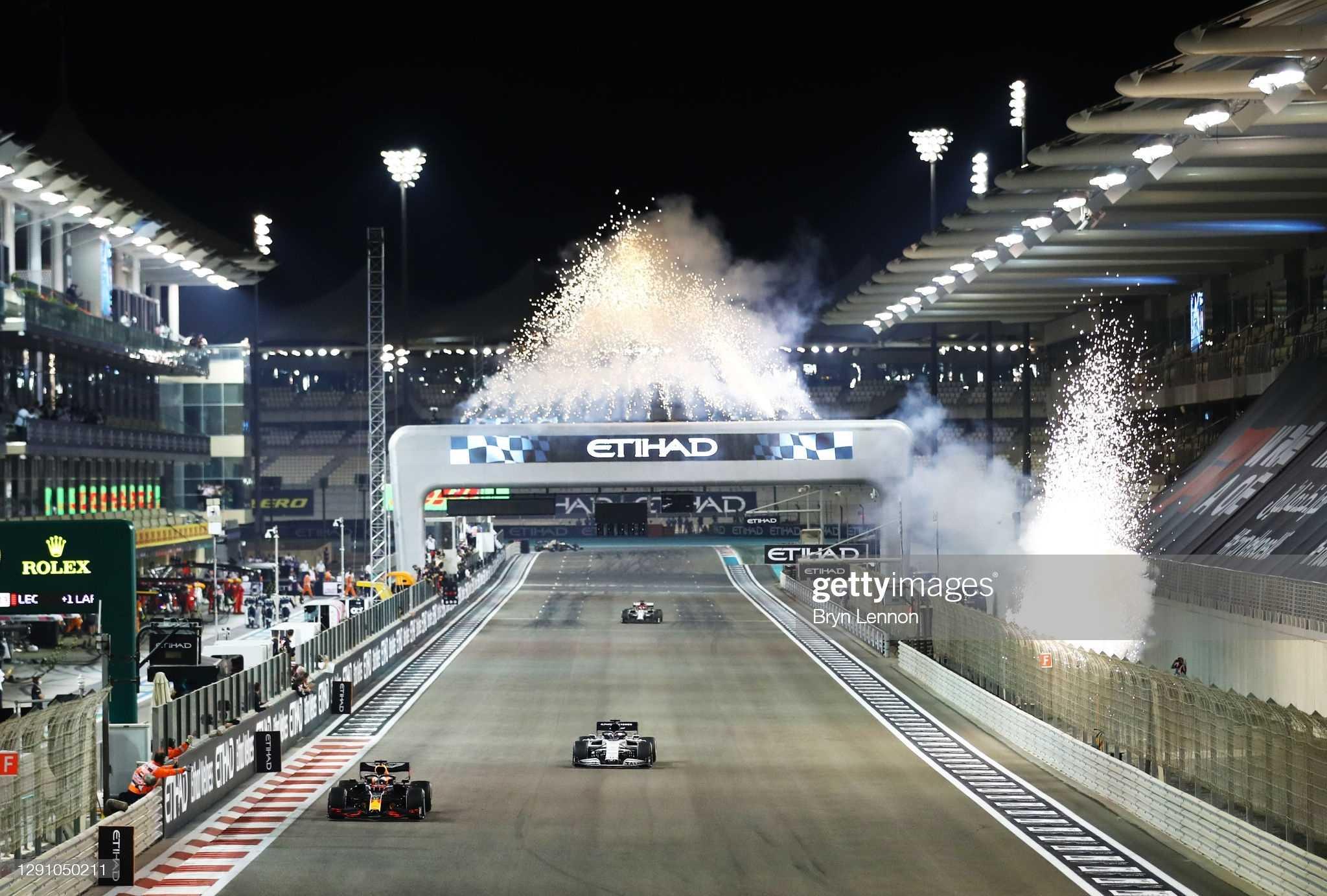 F1, Abu Dhabi, (Photo by Bryn Lennon/Getty Images)