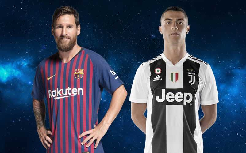 Ronald Koeman Looks Forward to Seeing Messi and Ronaldo Face-Off