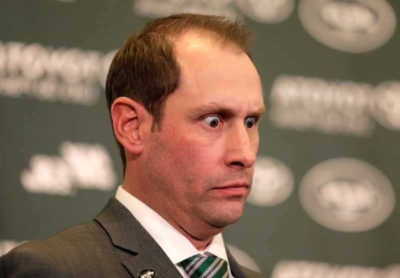 New York Jets win first game, lose first draft pick