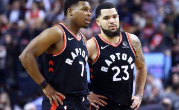 Toronto Raptors Drinking Game