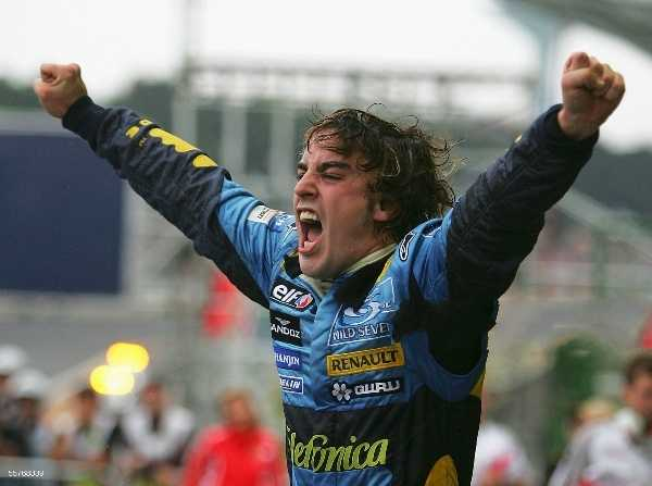 F1, Alonso, (Photo by Clive Rose/Getty Images)