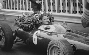 Graham Hill (Photo by Express/Hulton Archive/Getty Images)
