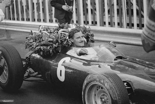 F1's Greatest Drivers: Number Nine, Graham Hill