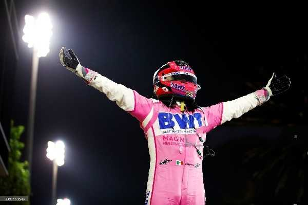 Sergio Perez Signs With Red Bull Racing