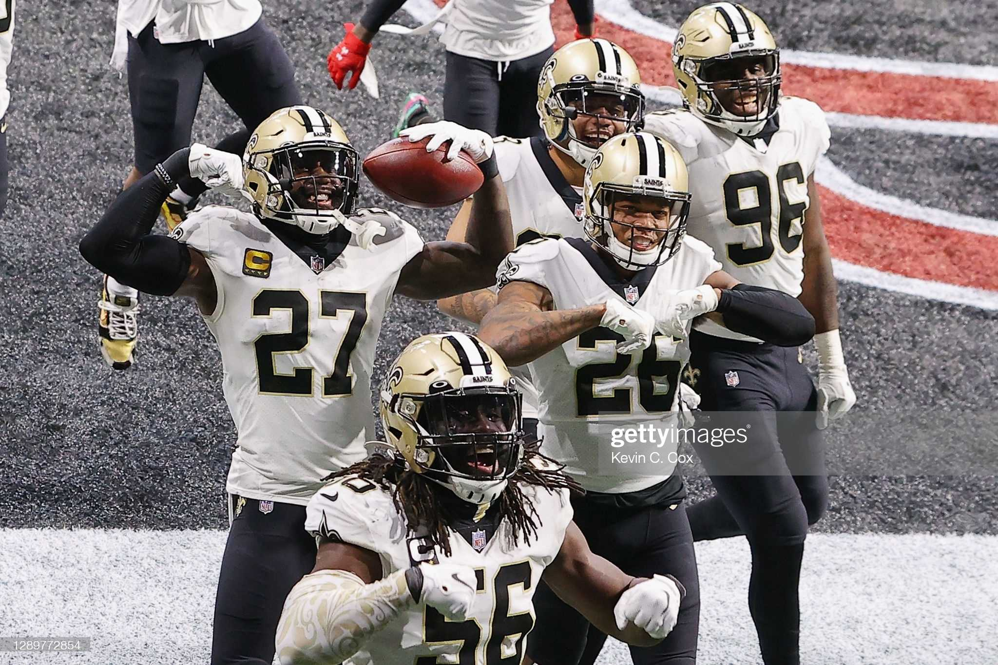 The New Orleans Saints Are Out to Wreck Christmas
