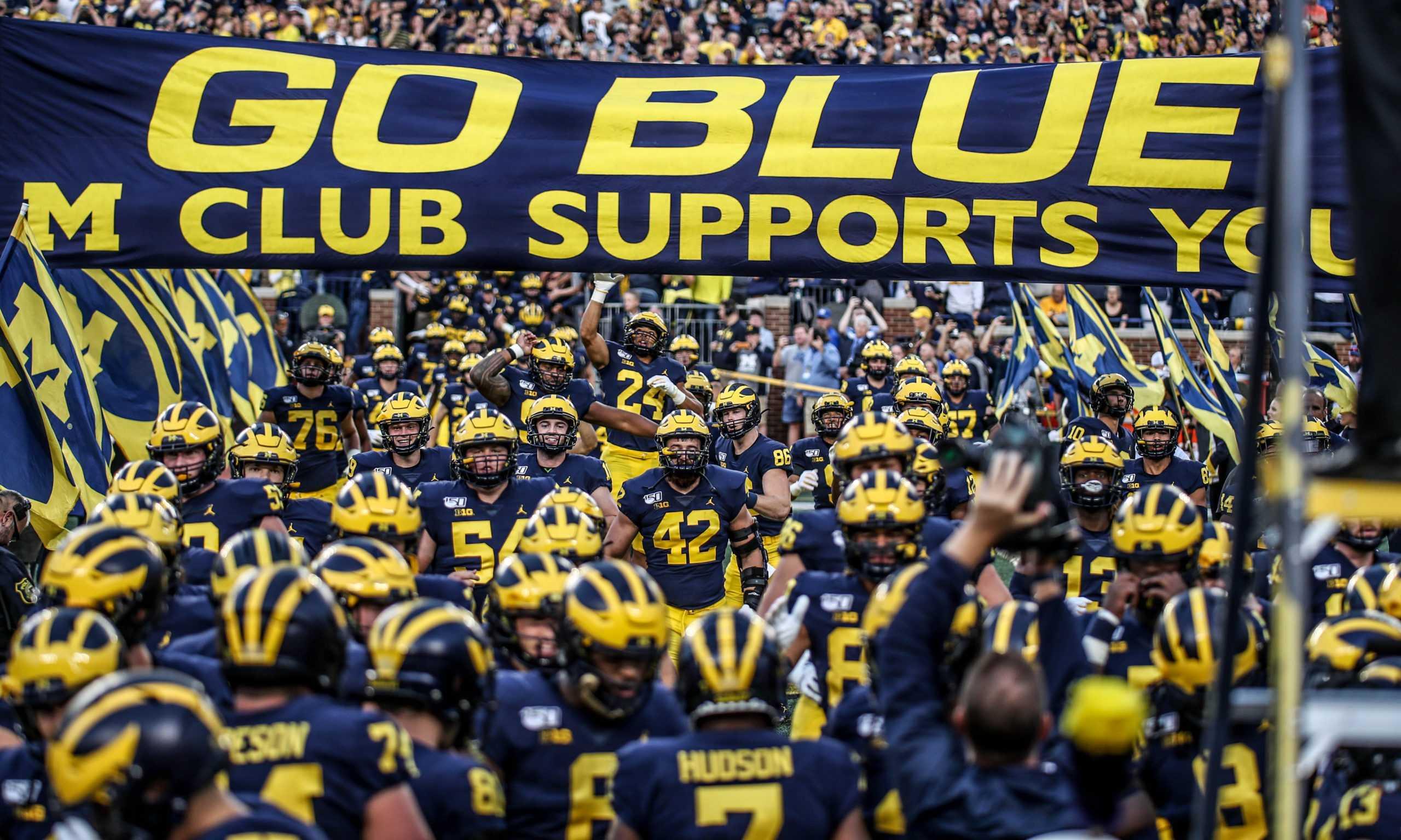 Michigan Football: An Utter Embarrassment