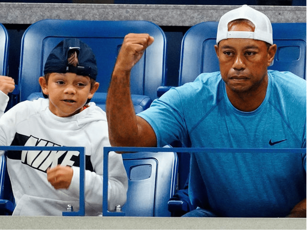 Tiger Woods' Son Deserves a Spot on the PGA Tour