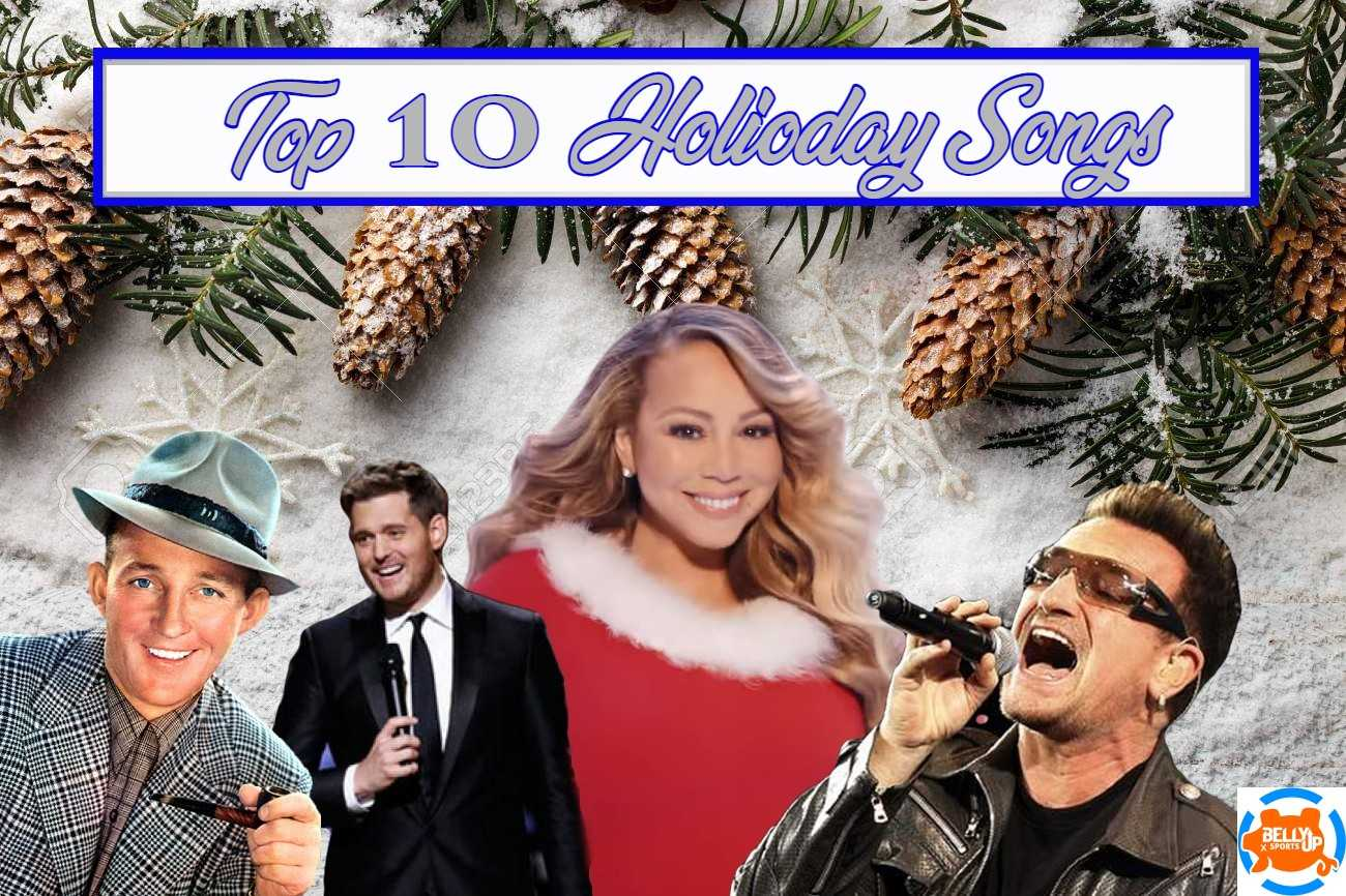 Top 10 Holiday Songs All-Time