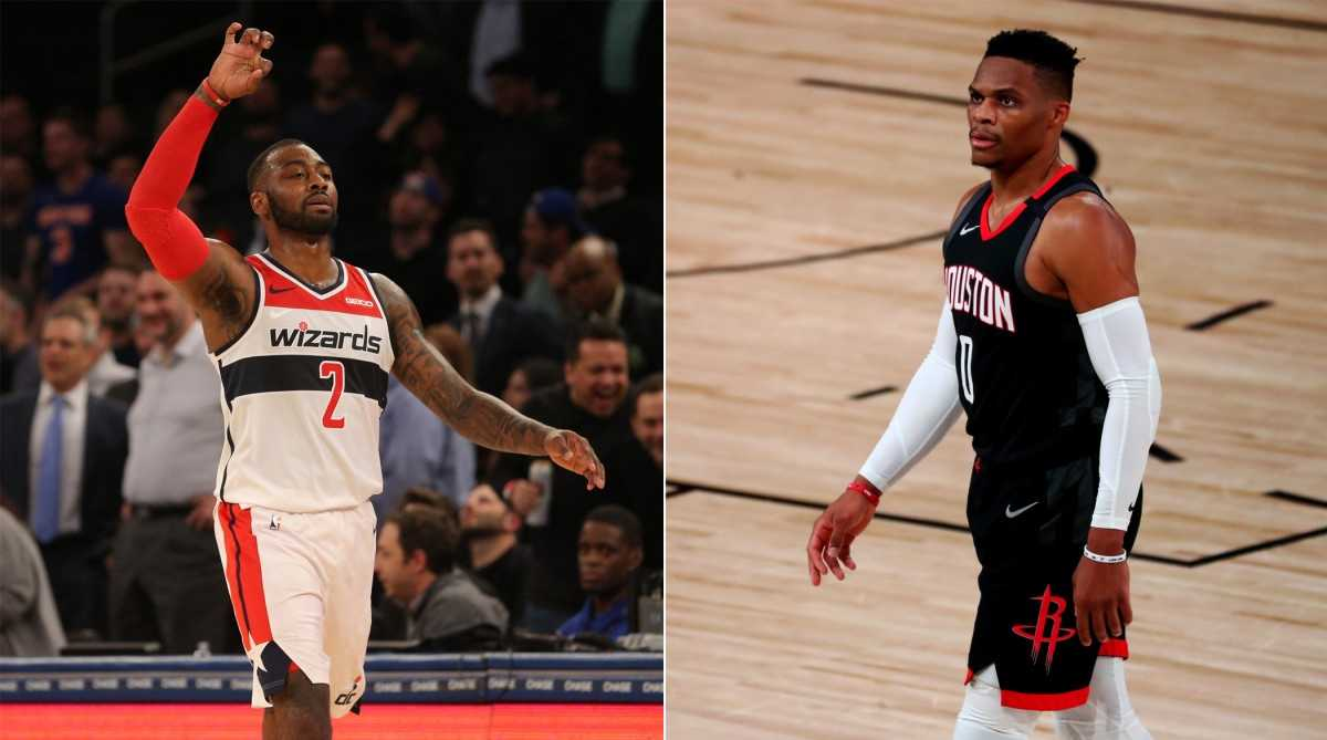 Wizards Trade John Wall to Rockets For Russell Westbrook