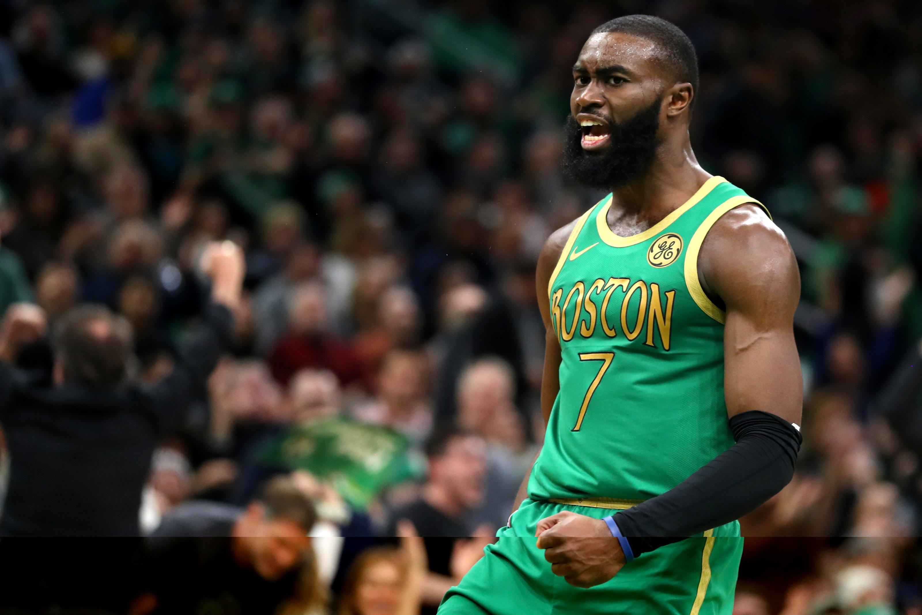 Jaylen Brown, Celtics, Boston, Boston Celtics