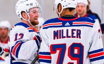 New York Rangers Training Camp Update