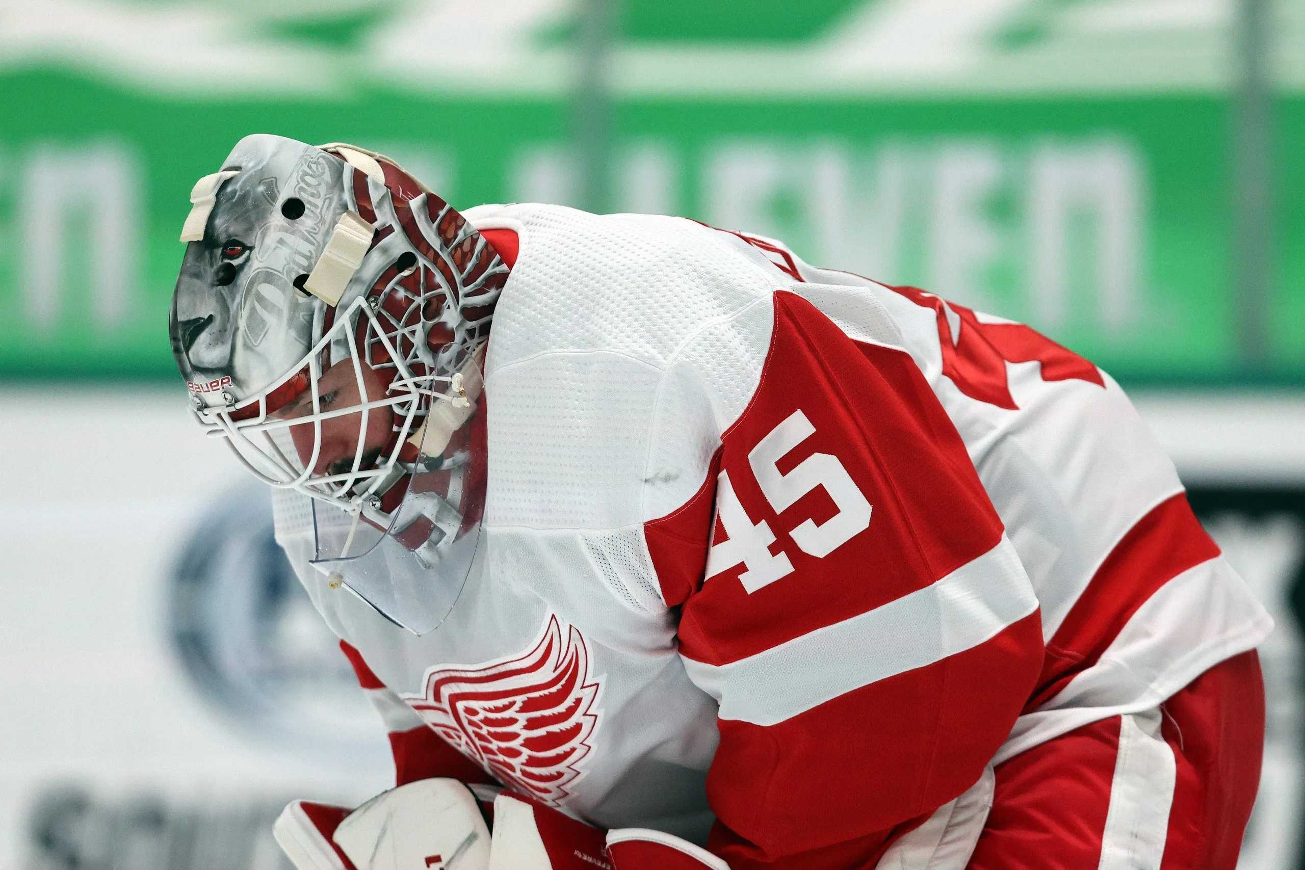 Red Wings Return Home From Unpleasant Road Trip