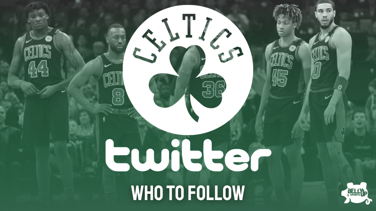 Stay In the Know With Celtics Twitter