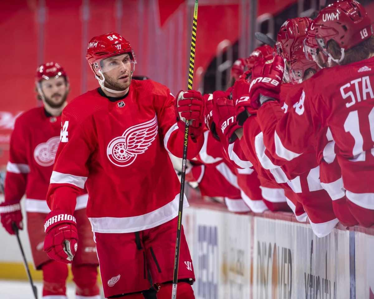 Detroit Red Wings Week In Review 1/14-1/21