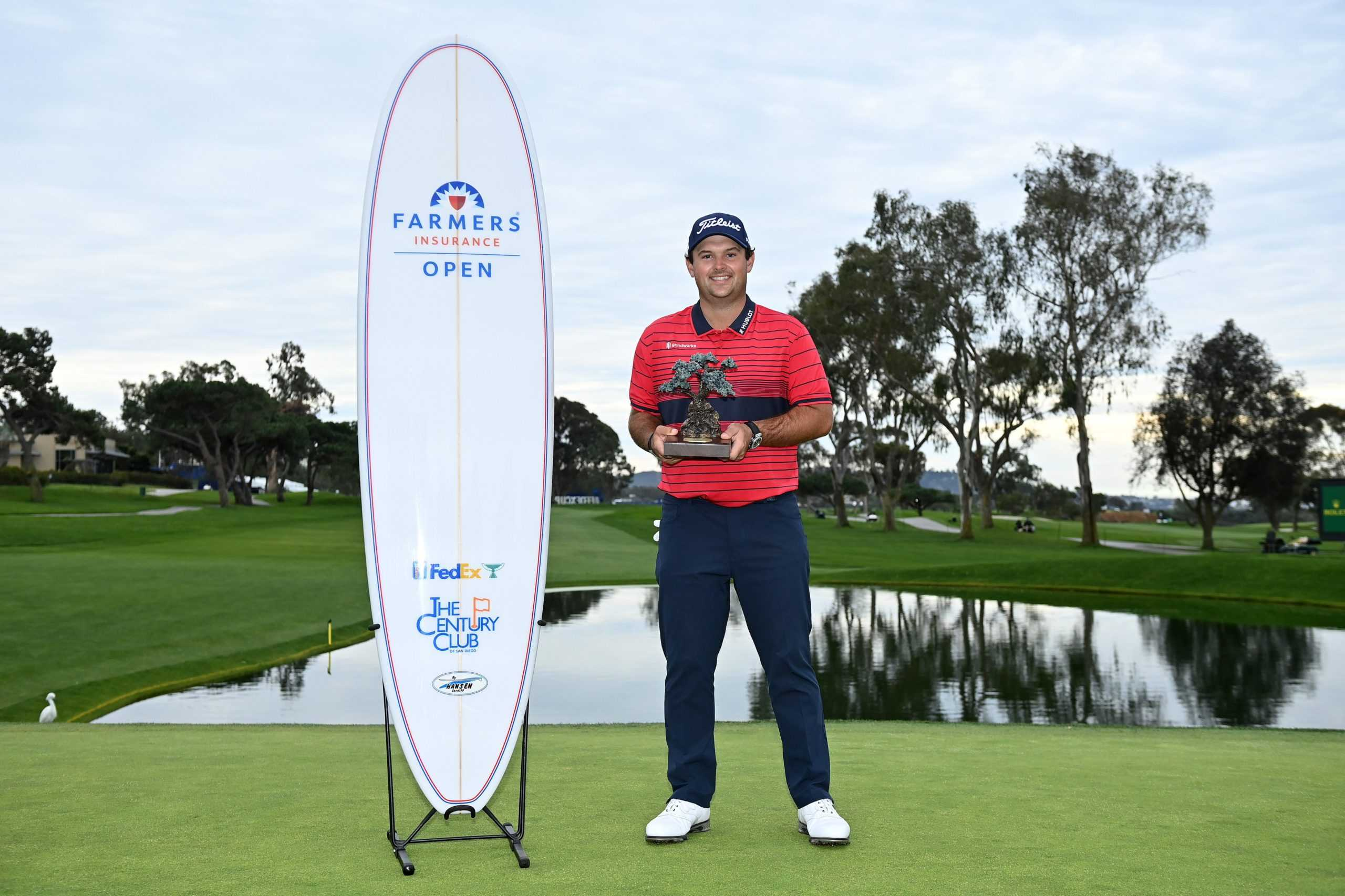 How Patrick Reed Won the 2021 Farmers Insurance Open