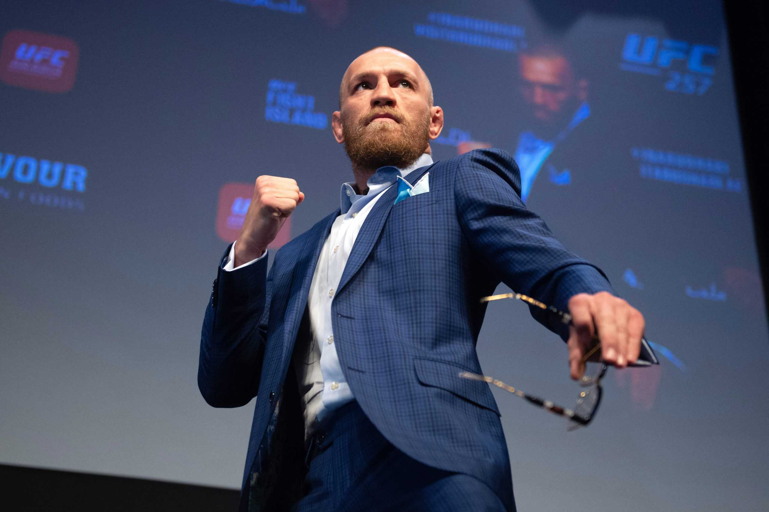 UFC 257: The Return of The Notorious One