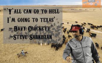 Sarkisian to Texas