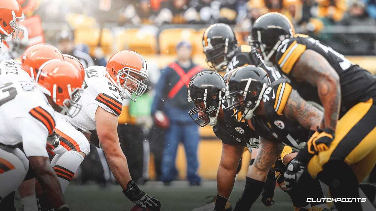 Browns vs Steelers: Game For the COVID Ages