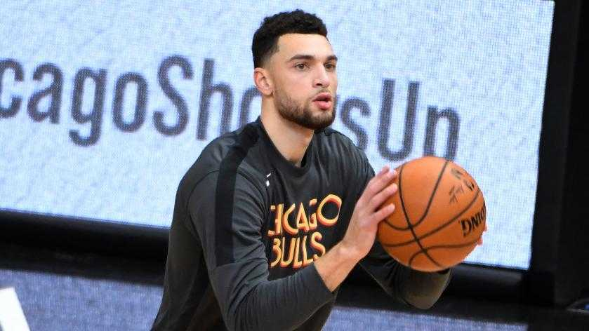 Zach LaVine is Playing the Best Basketball of his Career