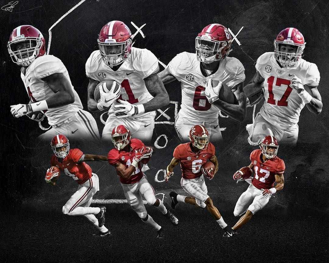 2019 Alabama Receivers: Player Breakdown